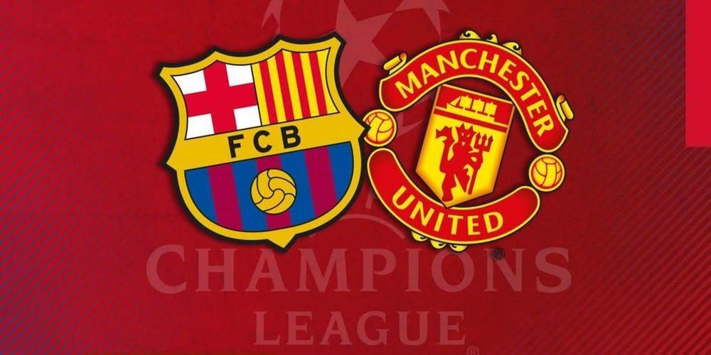 barcelona Man United stavni nasveti